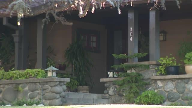 KTLA Exterior of 'Bird Box' House in Monrovia