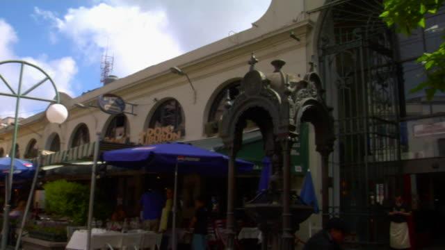 MS PAN Exterior of Del Puerto Market, Montevideo, Uruguay