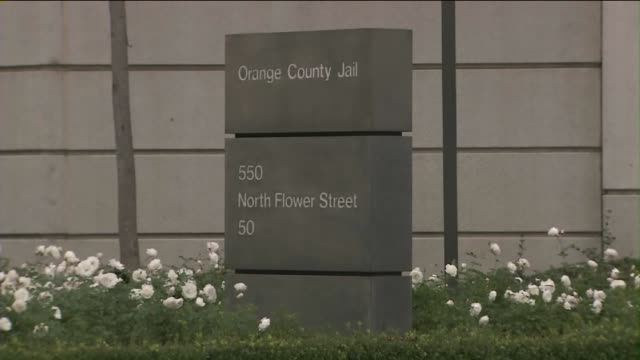 30 Orange County Jail Video Clips & Footage - Getty Images