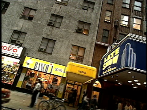 Exterior of the Ed Sullivan Theater Late Show with David Letterman 1994
