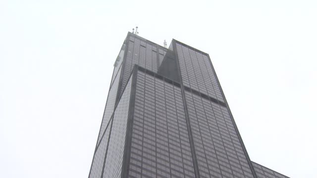 Exterior of Willis Tower in Chicago The tower was announced to be on sale on March 4 2015