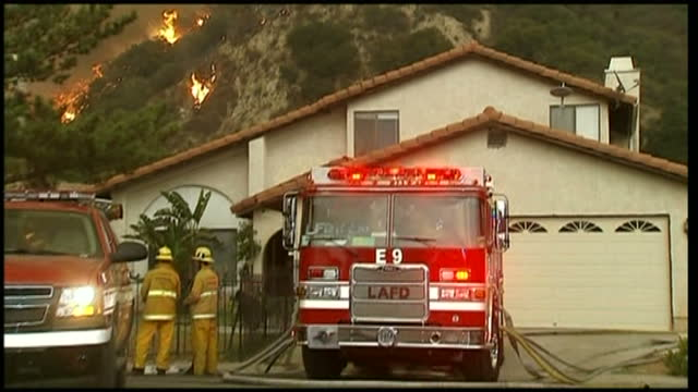 43 Lafd Ems Video Clips & Footage - Getty Images