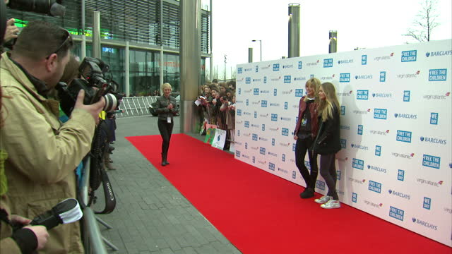 exterior shots cressida bonas on the red carpet at we day event on march 07 2014 in london england - cressida bonas stock videos and b-roll footage