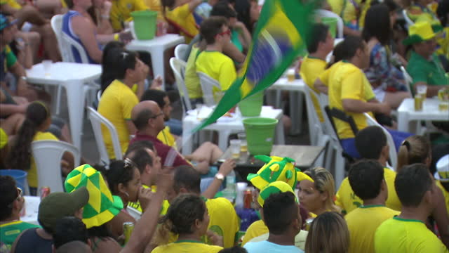 Exterior shots from the World Cup in Brazil