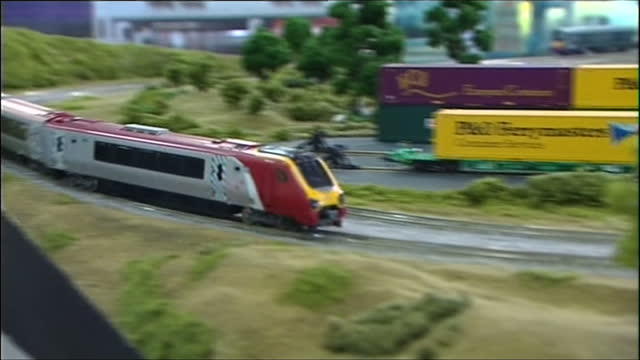 Toy Train Videos And B Roll Footage