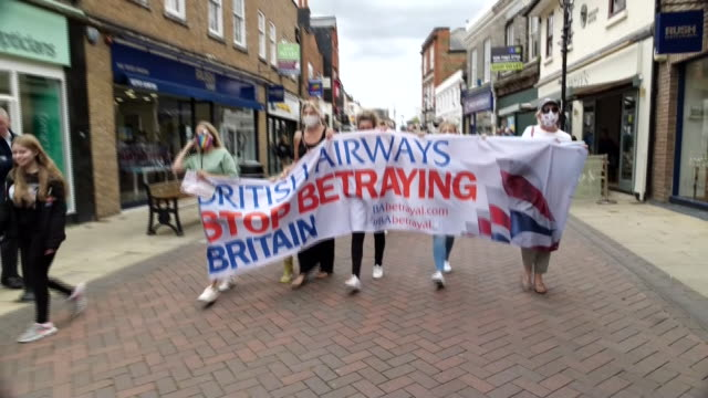 GBR: British Airways staff threaten strike action over new pay deal