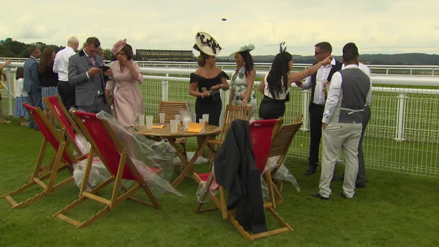GBR: Today the government was warned against moves to force some workers to be inoculated before they can work.Vaccination centre set up at - Glorious Goodwood Annual Race Festival to encourage festival goers to be jabbed.
