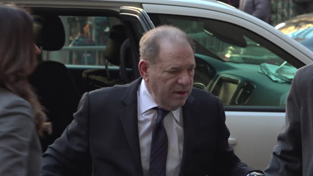 NY: Harvey Weinstein's criminal trial on rape and sexual assault charges starts today.