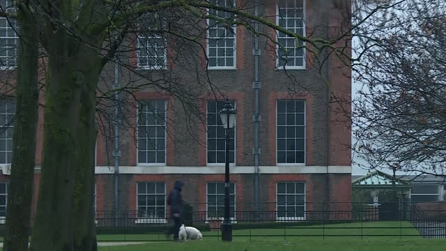GBR: Kensignton Palace