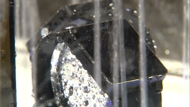 exterior shots of new sony xperia tech on display in cabinet. on february 24, 2014 in barcelona, spain. - display cabinet stock videos & royalty-free footage