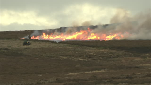 GBR: Peat burning is to be banned