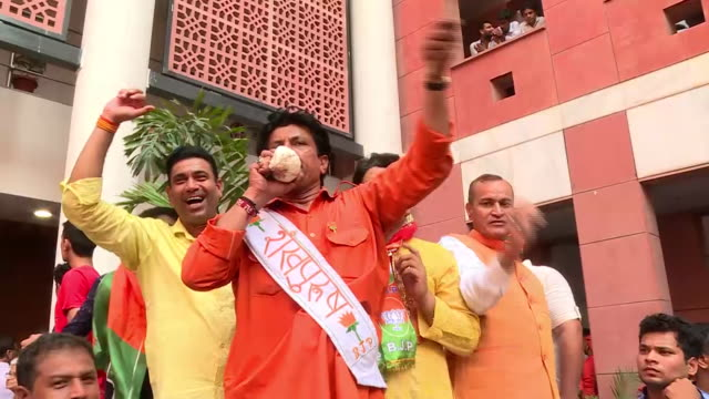 IND: India's Prime Minister Narendra Modi has secured another five years in office with a landslide victory in the country's general election.