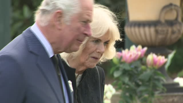 GBR: Preparations underway for the funeral of Prince Philip on Saturday