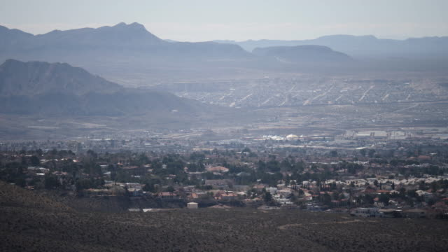 exterior shots of the area near the us mexico border 4th february 2019 in el paso untied states - untied stock videos and b-roll footage