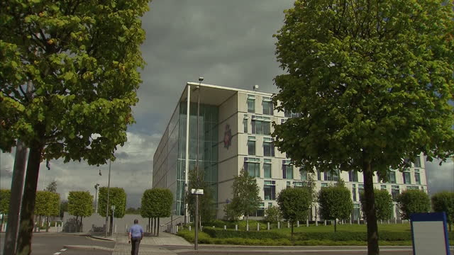 Exterior shots of the Force Headquarters of Greater Manchester Police>> on August 12 2014 in Manchester England