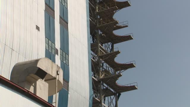 exterior shots of the xichang satellite launch center in sichuan province where launch the new beidou navigation satellite system satellites into... - utforskning av rymden bildbanksvideor och videomaterial från bakom kulisserna