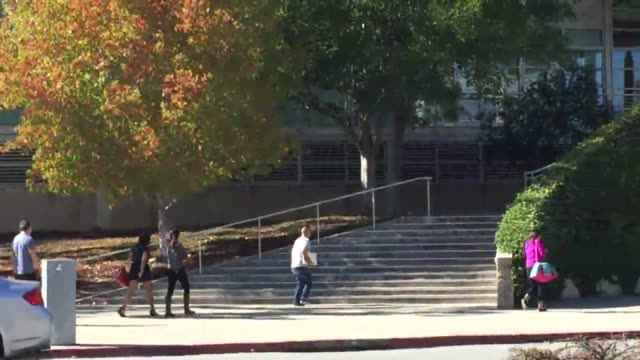 Exterior shots of the Youtube headquarters