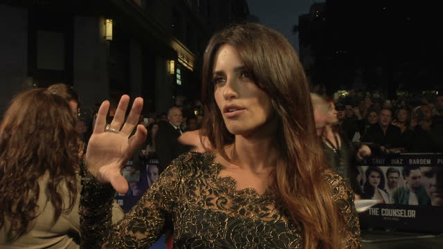 Exterior shots Penelope Cruz actress talks about how well written script of The Counselor is Based on an original screenplay by Pulitzer Prizewinning...