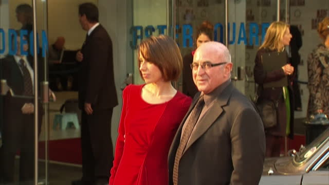exterior shots sally hawkins bob hoskins pose for photocall at made in dagenham premiere exterior shots bob hoskins signs autographs for fans bob... - sally hawkins stock videos & royalty-free footage