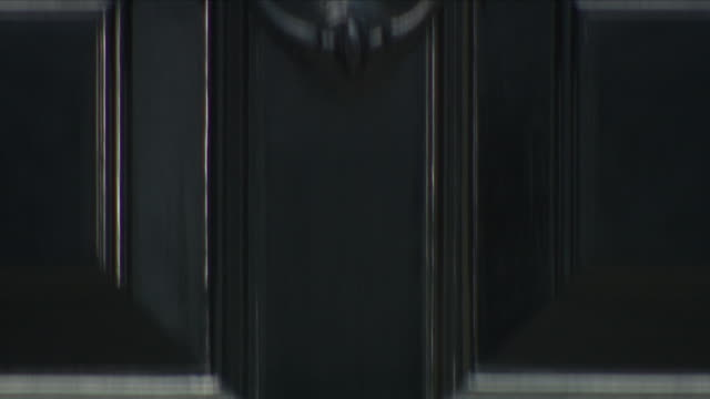 exterior view of number 11 downing street on budget day, including close up of the number and letterbox and a general long view on october 29, 2018... - letterbox bildbanksvideor och videomaterial från bakom kulisserna