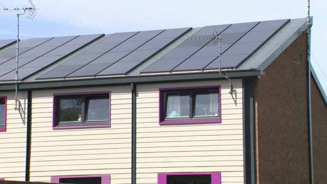 GBR: Labour plans to take National Grid into public ownership and would install solar panels on nearly two million homes.