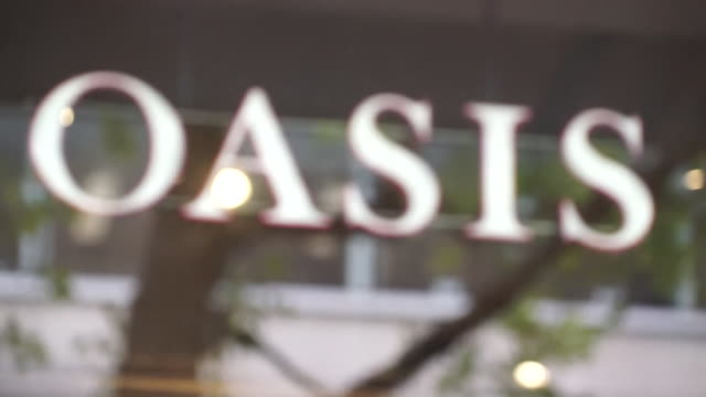exteriors oasis women's clothing shop london - clothes shop stock videos & royalty-free footage