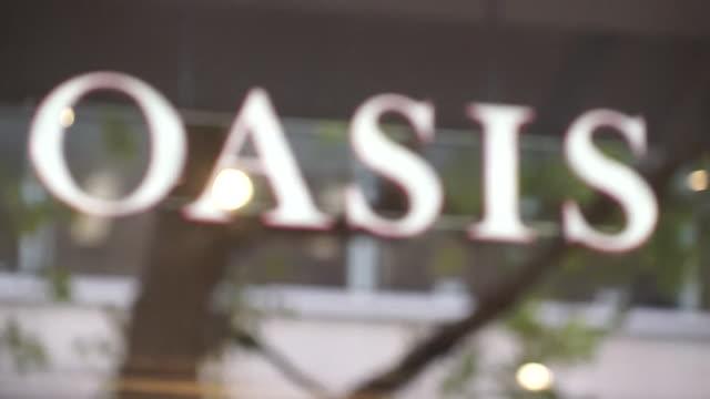 Exteriors Oasis women's clothing shop London
