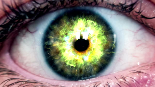 extreme eye zoom - wisdom stock videos & royalty-free footage