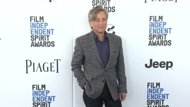 Eyal Rimmon at the 2017 Film Independent Spirit Awards Arrivals on February 25 2017 in Santa Monica California
