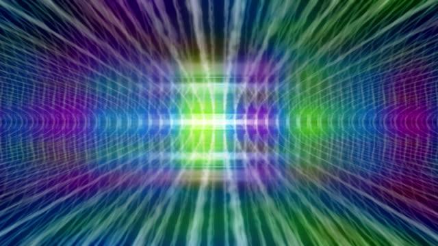vidéos et rushes de yeux plein de couleur - sans mise au point and équilibre