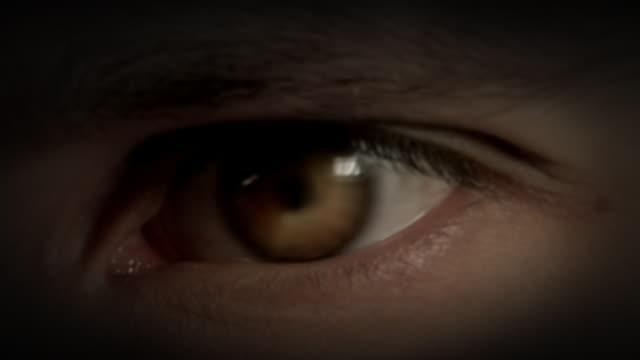 eye man hd - vampire stock videos and b-roll footage
