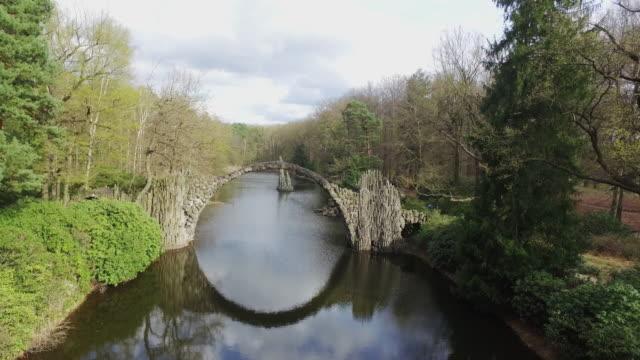 vídeos de stock, filmes e b-roll de eye of mother nature - reflection
