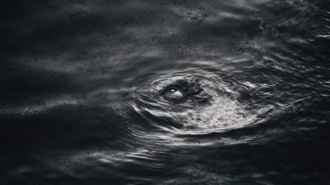 eye of ocean - surrealism stock videos & royalty-free footage