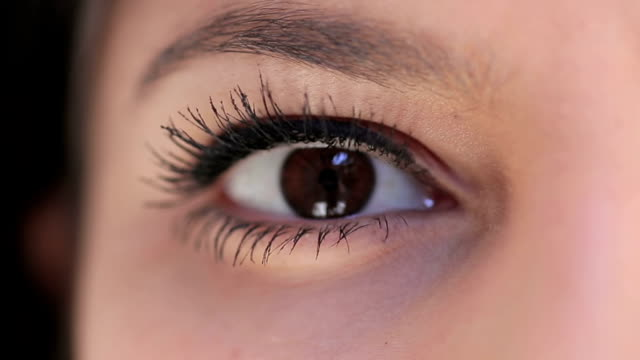 eye - blinzeln stock-videos und b-roll-filmmaterial