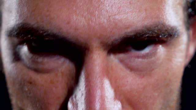 eyes closeup