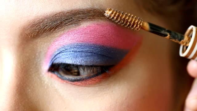 Lidschatten Make-up