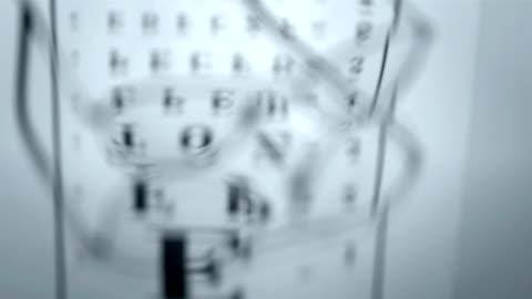 hd: eyesight - lens optical instrument stock videos & royalty-free footage