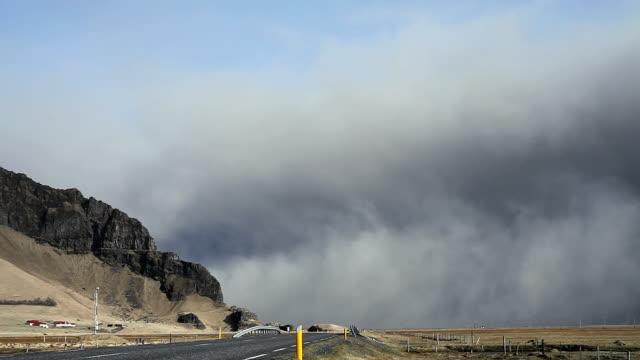 """eyjafjallajokull erupting, iceland, 2010"" - 2010 stock videos and b-roll footage"