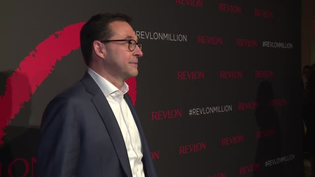 Fabian Garcia at Revlon's 2nd Annual Love Is On Million Dollar Challenge Finale Party at the Glass Houses on December 1 2016 in New York City