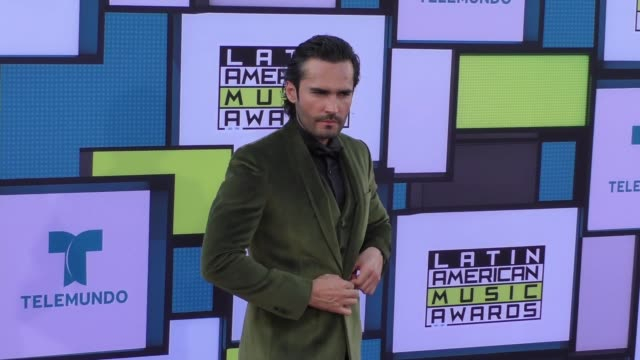 Fabian Rios at the 2016 Latin American Music Awards at Dolby Theatre in Hollywood at 2016 Latin American Music Awards on October 06 2016 in Hollywood...