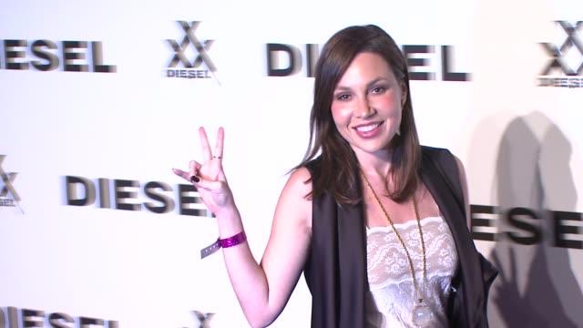 Fabiola Beracasa at the Diesel xXx Rock Roll Circus New York City at Brooklyn NY
