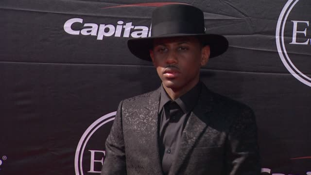 fabolous at the 2015 espys at microsoft theater on july 15 2015 in los angeles california - microsoft theater los angeles stock videos and b-roll footage