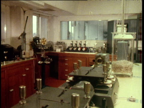 fabrics are tested for durability in textiles factory london 1970's - durability stock videos and b-roll footage