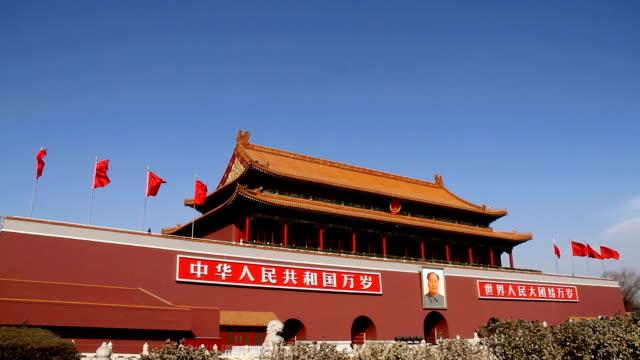 Facade of forbidden city