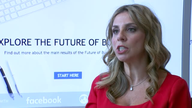 Facebook takes fake news 'very seriously' but denies it is a publisher Nicola Mendelsohn interview SOT