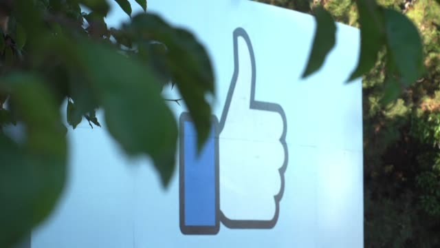 facebook under pressure to ramp up privacy rules across its platform says it is rolling out a new tool allowing users to control data that it... - pagina web video stock e b–roll