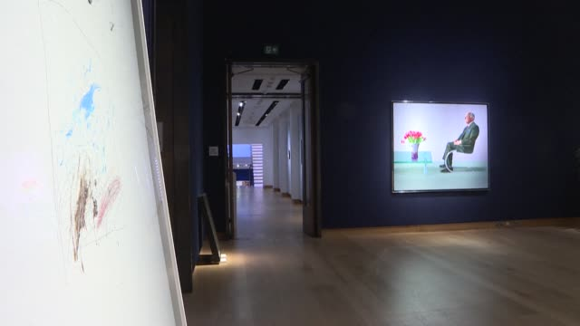 GBR: FILE: Royal Opera House to auction Hockney painting due to virus crisis
