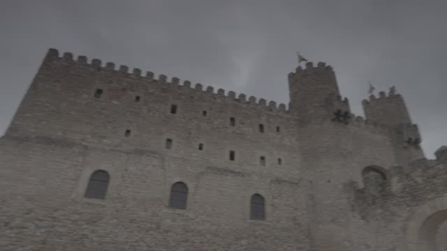 Fachada edificio medieval