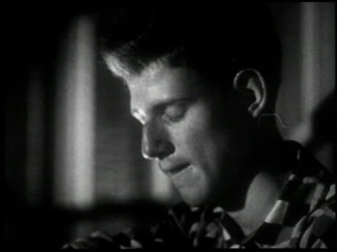 facing reality - 11 of 11 - facing reality film 1954 stock-videos und b-roll-filmmaterial