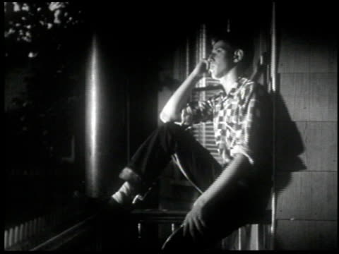 facing reality - 9 of 11 - facing reality film 1954 stock-videos und b-roll-filmmaterial
